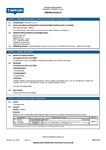 TIMPURI MSDS | Filler LF - Hienotasoite