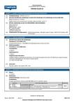 TIMPURI MSDS | Filler LM - Lätt handspackel