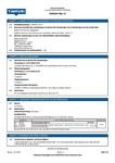 TIMPURI MSDS | Filler LF - Lätt Finspackel