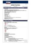 TYTAN MSDS | EVI Chemical Anchor
