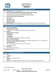 RK MSDS | Solution Wipes Professional Duty - Puhdistusliina