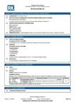 RK MSDS | Universal Filler LH - Yleistasoite
