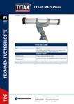 TYTAN TDS | MK-5 P600