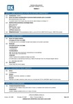 RAKENNUSKEMIA MSDS | Raksa 3 pohjamaali