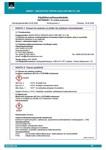BISON MSDS | Epoxy Repair Aqua