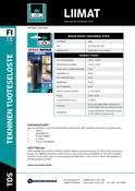 BISON TDS | Epoxy Repair Universal
