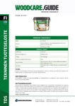 WOODCARE-GUIDE TDS | Terassiöljy Premium