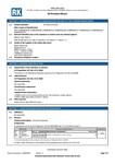 RK MSDS | Silicone Premium