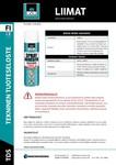 BISON TDS | Spray Adhesive