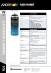 MOTIP TDS | Aqua Serie