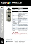 MOTIP TDS | Hybrid - Spraymaalit