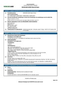 WOODCARE-GUIDE MSDS | Wood Oil Basic