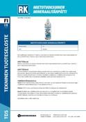RK TDS | Lakkabensiini Aromaattivapaa