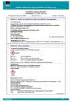 BISON MSDS | Epoxy Repair Universal