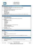 RK MSDS | Silikoni Premium