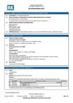 RK MSDS | Fix & Seal Easy