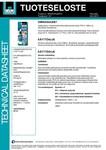 BISON TDS | Plastic Adhesive